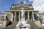 Thumbnail Schiller monument in front of the Concert Hall at Gendarmenmarkt, Berlin, Germany, Europe