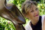 Thumbnail Rose Wichtler, sculptress, artist, in Emmendingen, Baden-Wuerttemberg, Germany, Europe