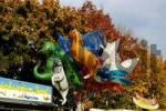 Thumbnail interconnected balloons Auer Dult fair, Munich