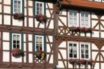Thumbnail Half-timbered houses in Wasungen, Rhoen, Thuringia, Germany, Europe