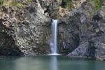Thumbnail Peepee Falls near Boiling Pots, Hilo, Big Island, Hawaii, Hawaii, USA