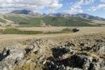 Thumbnail Saylyugem Mountains, Tschuja Steppes, Altai Republic, Siberia, Russia, Asia