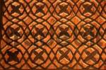 Thumbnail Background picture Fine arts in sandstone flower ornaments in Indian style Akbar Fort Fatehpur Sikri Uttar Pradesh India