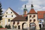 Thumbnail Unteres Tor, Lower Gate, gate tower in Allersberg, Middle Franconia, Bavaria, Germany, Europe