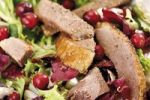 Thumbnail Mixed salad with goose-breast