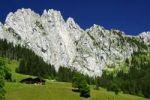 Thumbnail Sattelspitzen Mountains, Kletterparadies Range, Gastlosen, Freiburg Alps, Saanen, Switzerland