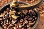 Thumbnail Coffee beans in a coffee mill