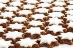 Thumbnail Cinnamon star cookies, covering the whole format