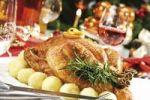Thumbnail Roast turkey with potato dumplings