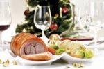 Thumbnail Roasted pork roll, bread dumplings and vegetables