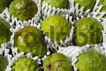 Thumbnail Cherimoyas are being sold at a market stand, Calpe, Costa Blanca, Spain