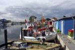 Thumbnail Fishing vessels, fishing boats and yachts in Niendorf harbour, Baltic Sea seaside resort of Timmendorfer Strand Niendorf district, Schleswig-Holstein, Baltic Sea, Germany, Europe