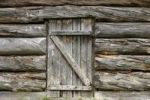 Thumbnail Door of frame house in Gutulia National Park, Norway, Scandinavia, North Europe