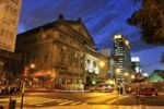 Thumbnail Teatro Colon at night, Buenos Aires, Argentina, South America
