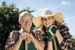 Thumbnail Male and female gardener