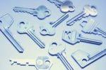Thumbnail Assortment of keys
