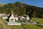 Thumbnail Mountain village Plawenn, Piavenna, Vinschgau, Bolzano-Bozen, Alto Adige, Italy, Europe