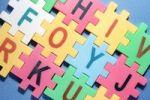 Thumbnail Alphabet jigsaw puzzle