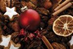 Thumbnail Christmas ball and presents with Christmas decoration