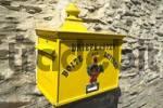 Thumbnail Luxembourg: yellow post box