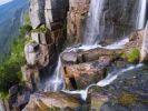 Thumbnail Pancava waterfall, Krkonose National Park, Giant Mountains National Park, Eastern Bohemia, Czech Republic, Europe