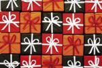 Thumbnail Multitude of gift parcels, presents joined together