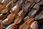 Thumbnail Shoes, Ram Devra pilgrim festival, Ramdevra, Pokhran, Rajasthan, North India, Asia
