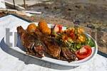 Thumbnail typical fish dishes , parrotfishs - Fuerteventura , Canary Islands