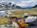 Thumbnail Biseggelva River, Borgefjell National Park, Nordland, Norway, Scandinavia, Northern Europe
