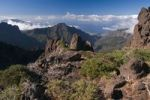 Thumbnail View of the Caldera de Taburiente, La Palma, Canary Islands, Spain, Europe