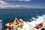 Thumbnail Die Oteranga Bay von einem Faehrschiff auf der Cookstrasse, Cook StraitMakara, Wellington, Region Wellington, Nordinsel, Neuseeland, Australien und Ozeanien