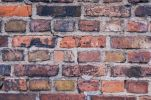 Thumbnail Brick wall, Osthafen harbour, detailed view, Frankfurt am Main, Hesse, Germany, Europe, PublicGround