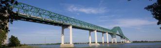 Thumbnail Pont Laviolette, Laviolette Bridge, Three Rivers, Trois Riviers, Quebec, Canada