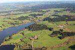Thumbnail Aerial view, Niedersonthofener Lake in Upper Allgaeu, Allgaeu, Bavaria, Germany, Europe