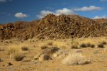 Thumbnail Desert landscape with the heavily eroded Granitberg Mountain in Richtersveld Transfrontier National Park / Namaqualand, Northern Cape, South Africa, Africa