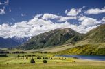 Thumbnail Mountains and meadows, Craigieburn Range, Porters Pass, Canterbury, South Island, New Zealand, Oceania