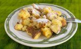 Thumbnail A plate of Kaiserschmarren pancakes, dessert, Austria, Europe