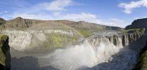 Thumbnail Hafragilsfoss, Joekulsa a Fjoellum river, Joekulsargljufur National Park, Iceland, Europe