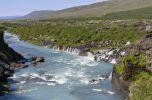 Thumbnail Hraunfossar, Husafell, Iceland, Europe