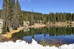 Thumbnail Carp Lake, Highway 65, Grand Mesa National Forest, Colorado, USA