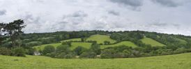 Thumbnail Landscape near Truro, Cornwall, England, Great Britain, Europe