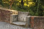 Thumbnail Bishop's chair, Schlossberg, castle hill, Graz, Styria, Austria, Europe