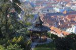 Thumbnail Chinese Pavilion, Schlossberg, castle hill, Graz, Styria, Austria, Europe