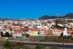 Thumbnail Colourful houses of San Cristobal de La Laguna / San Cristóbal de La Laguna, La Laguna, Teneriffa, Kanarische Inseln, Spain, Europe
