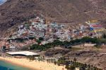 Thumbnail Village of San Andrés with the Playa de las Teresitas beach / San Andrés, La Montañita, Teneriffa, Kanarische Inseln, Spain, Europe