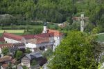Thumbnail View of Beuron Archabbey, Danube Valley, Baden-Wuerttemberg, Germany, Europe