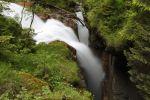 Thumbnail Pochtenfall waterfall, Kiental valley, Bernese Oberland, Switzerland, Europe