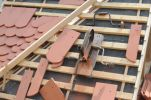 Thumbnail Details of roofing work