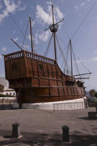 Santa Maria Maritime Museum, Santa Cruz de la Palma, La Palma, Canary Islands, Spain, Europe
