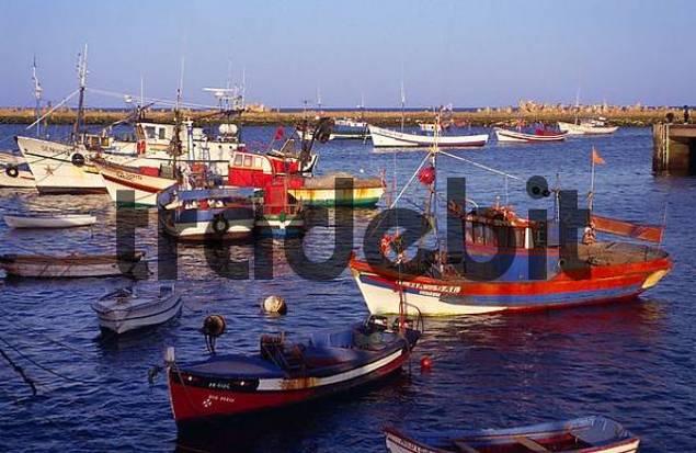 Harbour, Sagres, Algarve, Portugal